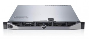"Dell PowerEdge R320 e5-1410 2x1TB SATA 3.5"" 7.200RPM 8GB RDIMM"