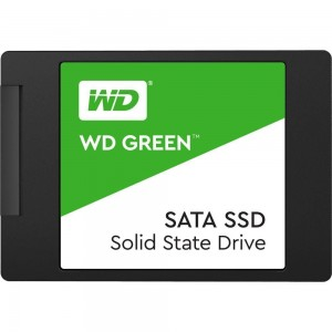 Dysk WD Green SSD, 2.5'', 480GB, SATA/600, 7mm, 3D NAND