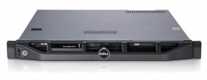 "Dell PowerEdge R210 II e3-1230 2x300GB SAS 2.5"" 10.000RPM 4GB DDR3"