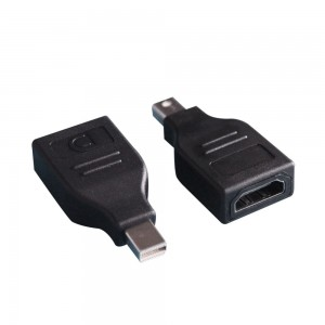 Adapter mini DP męski>HDMI żeński